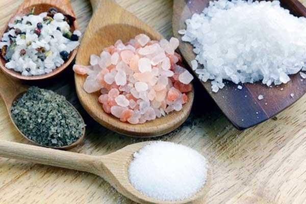 Полезна ли соль