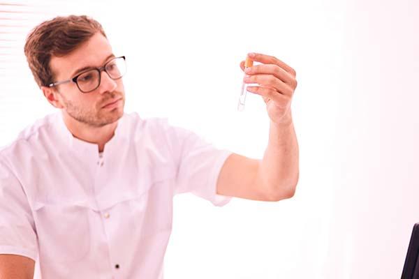 Тест здоровья для мужчин