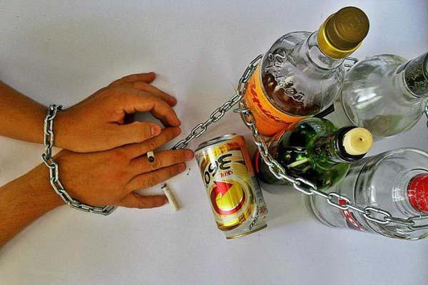 Народные средства от алкоголя