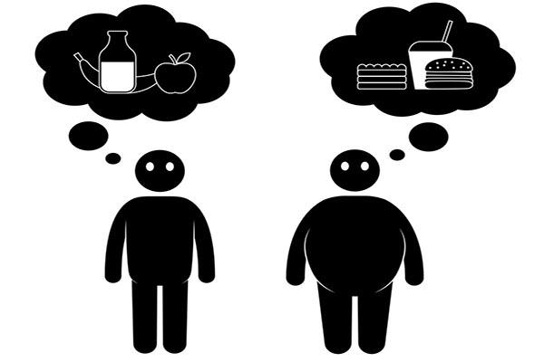 Нормальный вес человека