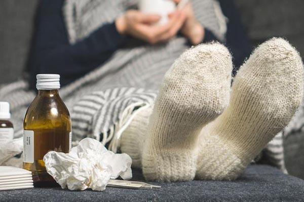 Домашнее лечение простуды
